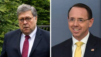 William Barr, Rod Rosenstein to hold news conference Thursday morning on release of Mueller report