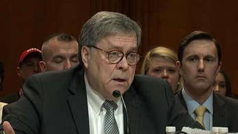 Democrats call William Barr's decision on asylum seekers fear-mongering