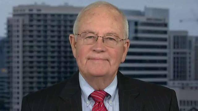Ken Starr expresses concern that Mueller report may not be written in a fair and balanced way