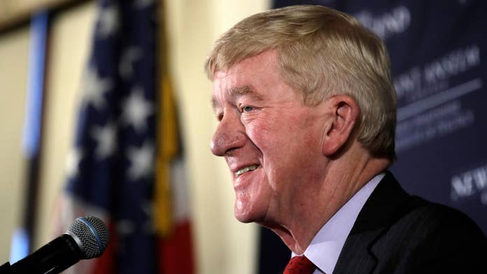Trump's GOP rival, Bill Weld, on why he should be president