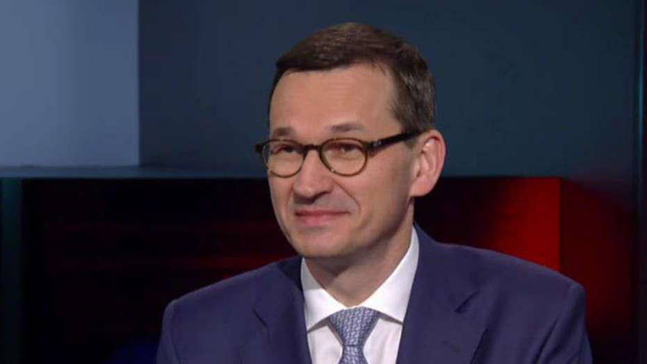 Polish PM: Poland is considered one of the most pro-American countries in EU