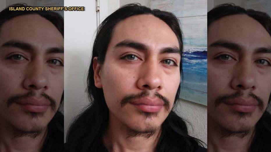 Man suspected of beheading Washington woman in bunker, found dead in California