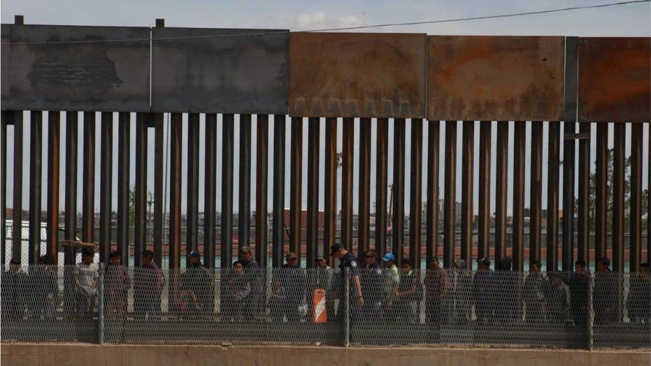 Yuma at breaking point over asylum seekers, Sen. McSally says 'crisis getting worse everyday'