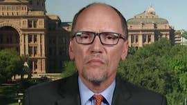 DNC boss Perez appears to sidestep impeachment question