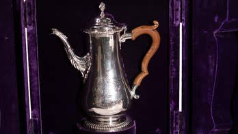 Paul Revere silverware reveals the patriot's incredible talent as a silversmith