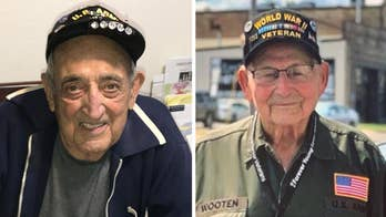 World War II veterans to visit Normandy on 75th anniversary