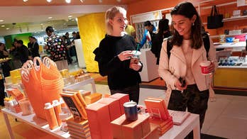 Retail sales up 1.6 percent in March