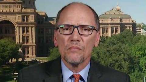 DNC chair Tom Perez on release of the Mueller report