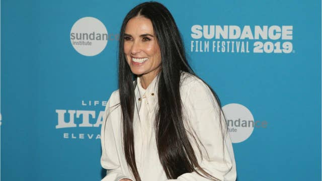 Demi Moore penning a memoir that details relationships with mom, ex-husbands