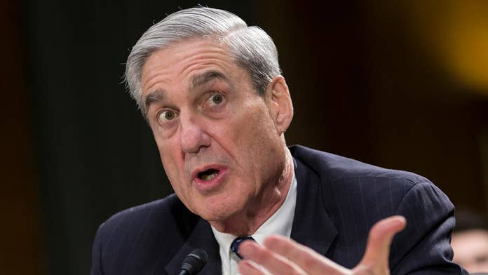 Mueller probe was a politically motivated act against an innocent president