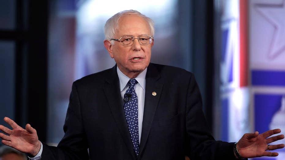 Why won't Bernie Sanders admit he's a capitalism success story?