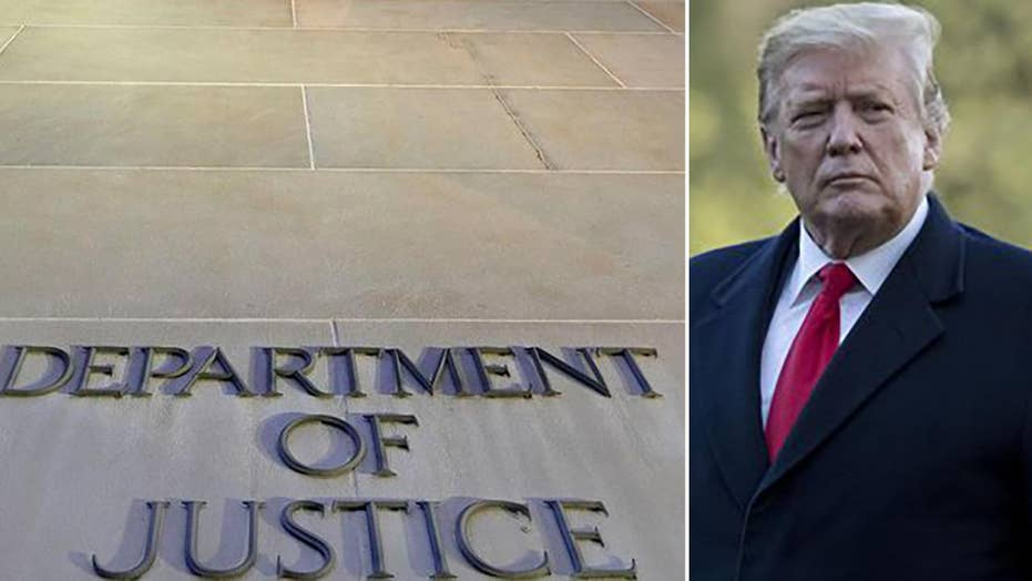 New York Times: White House and DOJ officials discussed Mueller report
