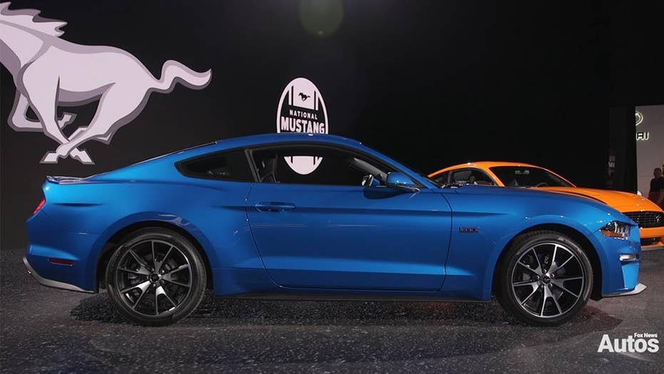 Sixt S Mustang Shelby Gt S Is The Coolest Rental Car Of