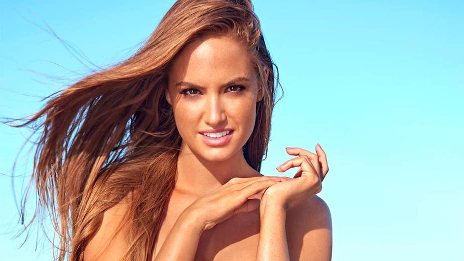 Sports Illustrated Swimsuit model Haley Kalil talks unveiling her bikini body, befriending Camille Kostek