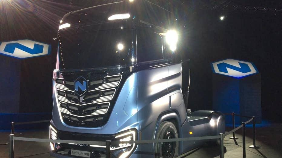 Zero-emission semitrucks will hit the road soon