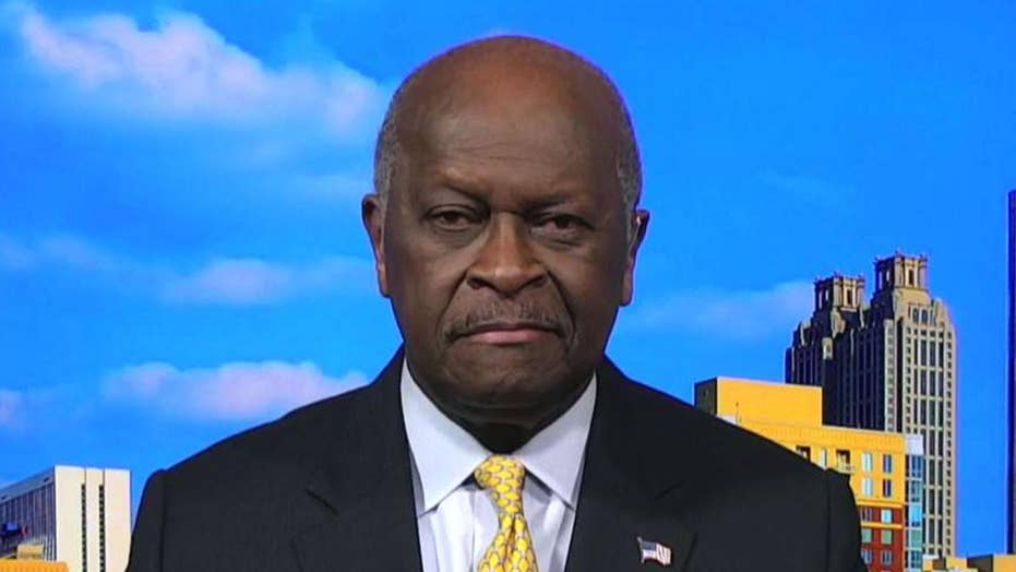 Herman Cain: Sexual harassment claims against me are recycled defamation