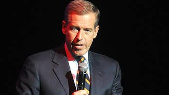 MSNBC host Brian Williams calls Attorney General 'Baghdad Bill Barr'