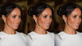 Get the Look: Meghan Markle's signature messy bun