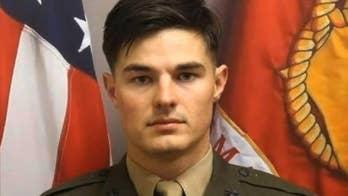 Marine Corps identifies serviceman killed in Camp Pendleton crash