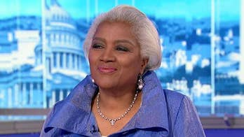 Donna Brazile: Obama did 'everything he could' to prevent Russian meddling