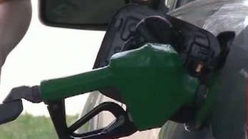 National average price for gas on the rise