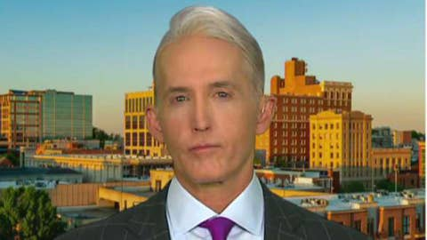 Gowdy: Mueller investigated confidentially and with open mind, Congress won't