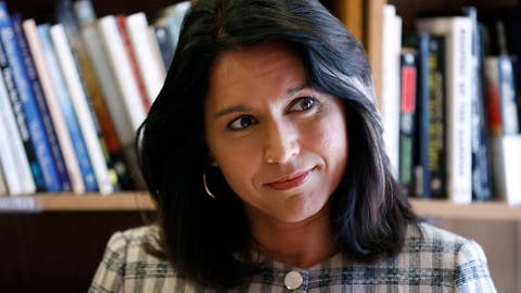 WATCH: Rep. Tulsi Gabbard at roundtable in New Hampshire