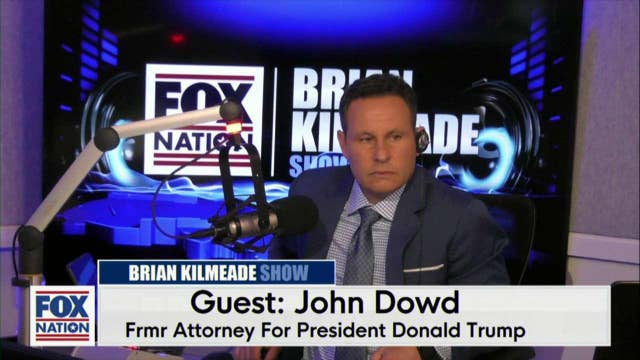 John Dowd: Rod Rosenstein Has To Answer For Appointing Robert Mueller As Special Council
