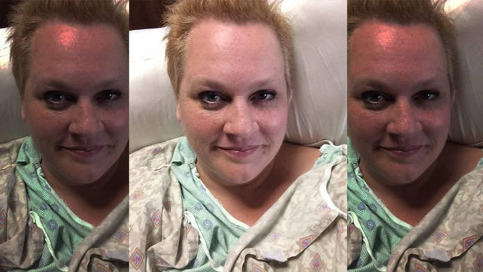 Nurse diagnosed with stage 4 esophageal cancer after spitting up blood now cancer-free thanks to innovative...