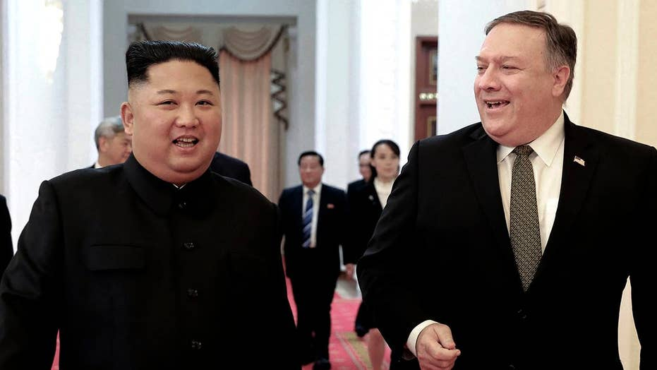 North Korea admits to testing new missile, wants Pompeo out of negotiation talks