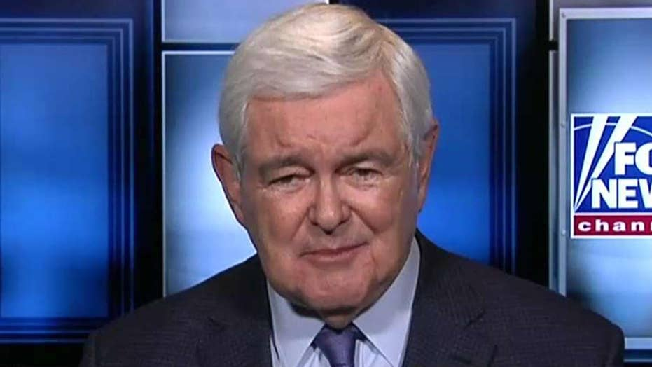 Newt Gingrich: Mueller report shows a president that obeyed the law and did what was right