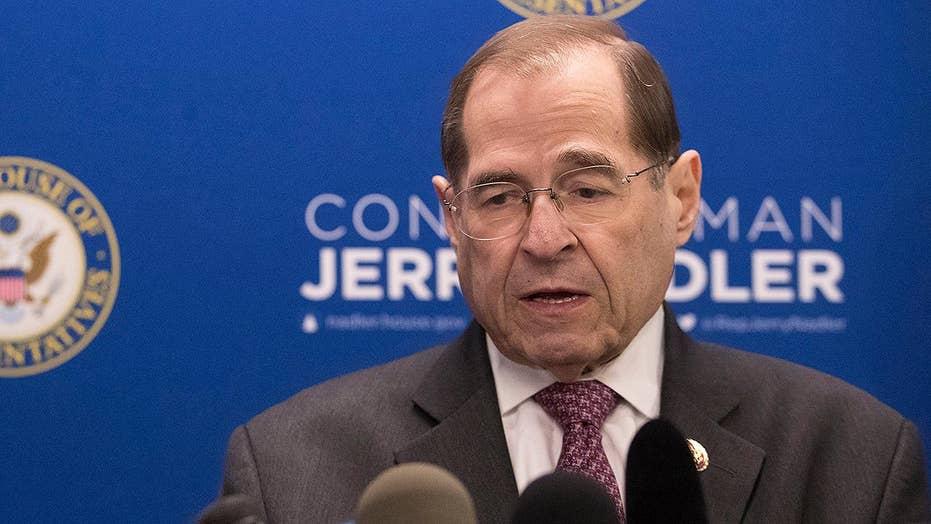 Rep. Nadler issues subpoena for full unredacted Mueller report