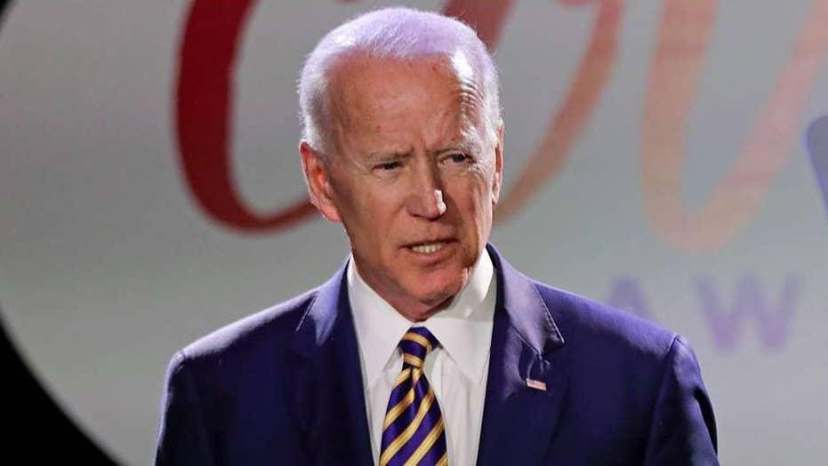 Joe Biden to announce Democratic presidential bid on Wednesday