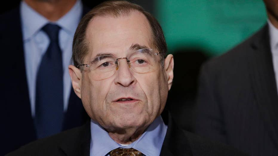 Jerry Nadler issues 8-page subpoena for unredacted Mueller report, including underlying documents