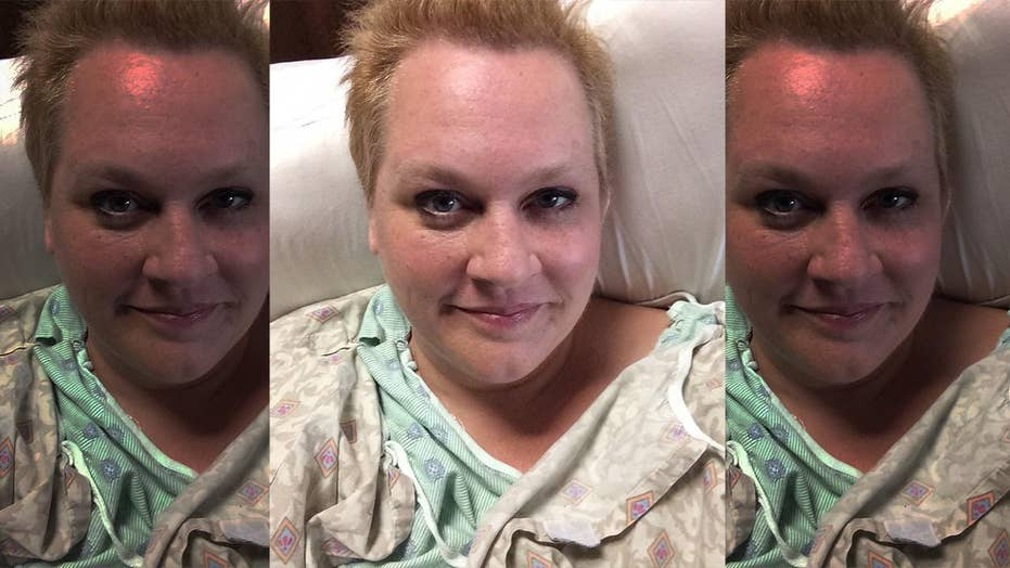 Nurse had no idea she had stage 4 esophageal cancer until she was coughing up blood