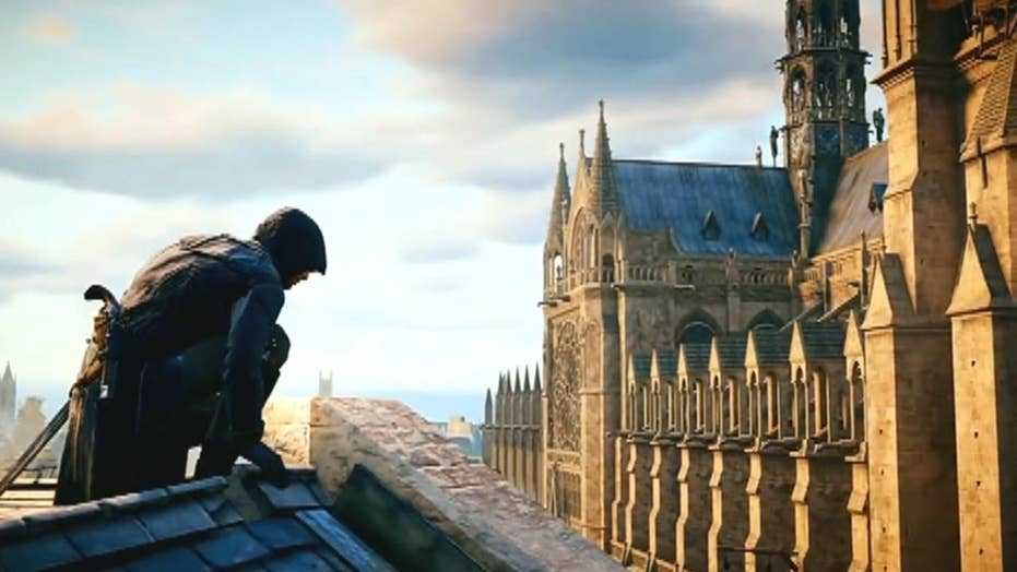 How 'Assassin's Creed' could assistance rebuilding efforts during Notre Dame Cathedral