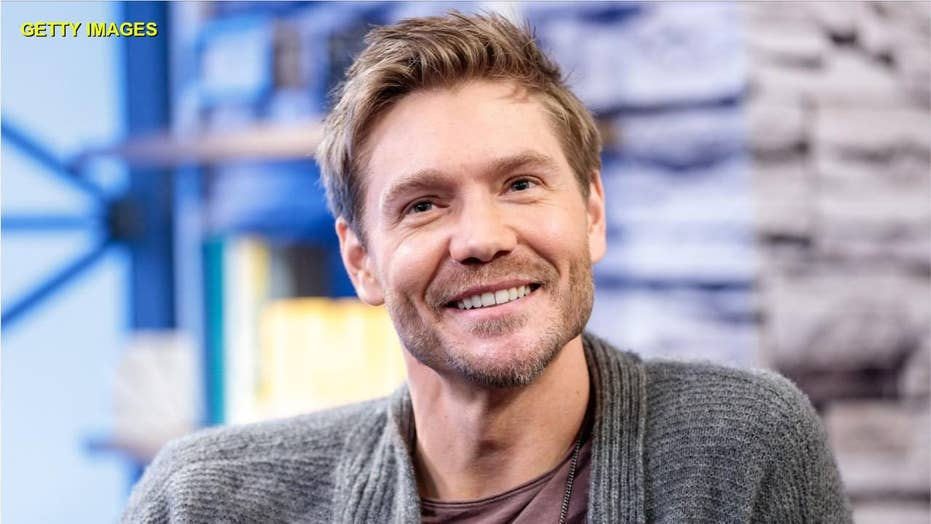 Chad Michael Murray reveals he made out with Jamie Lee Curtis while filming 'Freaky Friday'