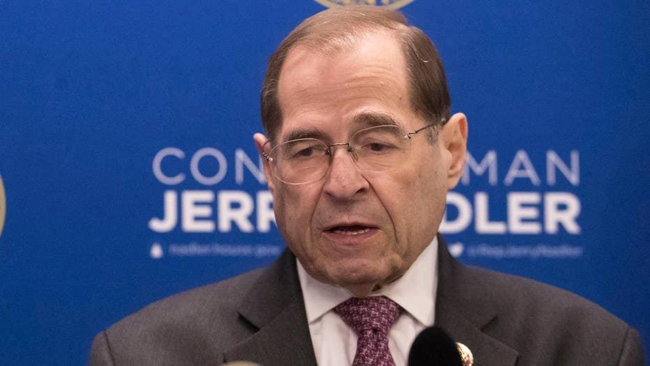 Jerry Nadler issues subpoena for unredacted Mueller report