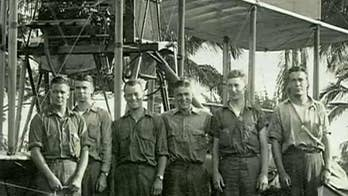 New World War One documentary reveals untold story of a private air militia