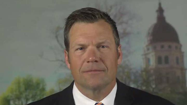 Kris Kobach wants pressure put on Mexico to keep Central American migrants out of US