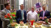 Chef David Burke's tips to punch up your Easter brunch and dinner