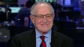 Dershowitz gives media an 'F,' says CNN chose Avenatti over him