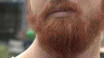 Men's beards are dirtier than dog fur, new study claims