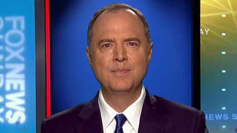 Schiff on whether Dems will pursue impeachment against Trump