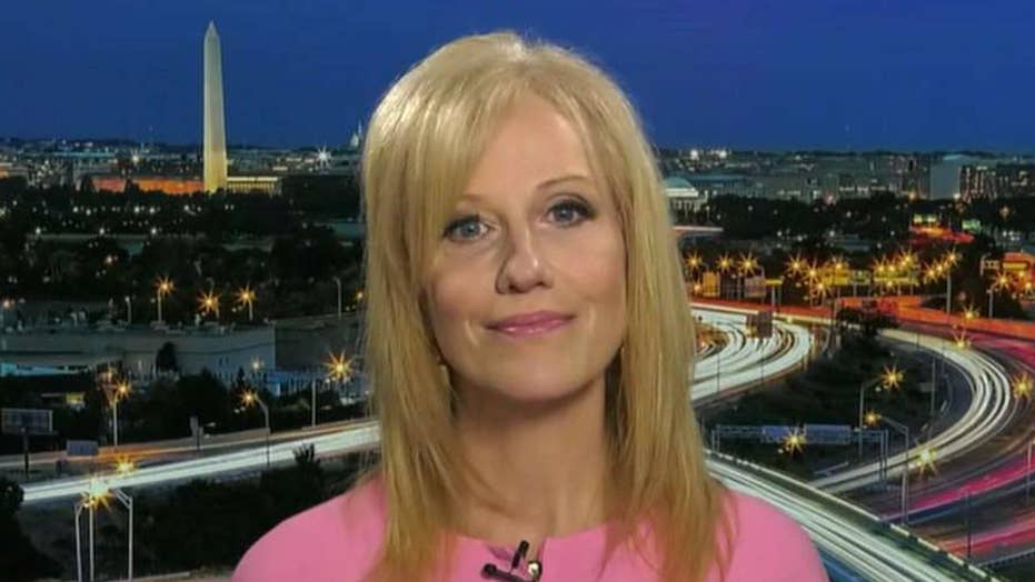 Kellyanne Conway: Mueller report closes door on haters putting an asterisk on Trump's presidency