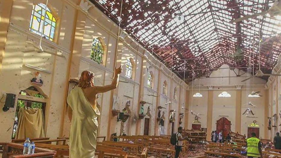 انتظار می رود تلفات مرگ پس از حملات یکشنبه عید پاک در سری لانکا افزایش یابد