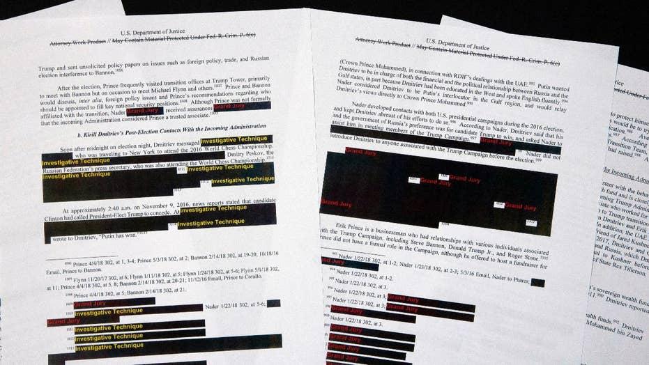 Rudy Giuliani, Rep. Adam Schiff respond to Mueller report on 'Fox News Sunday'