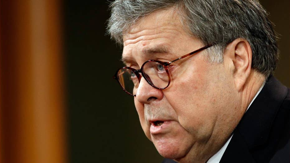 Democrats accuse Attorney General Barr of misleading Congress
