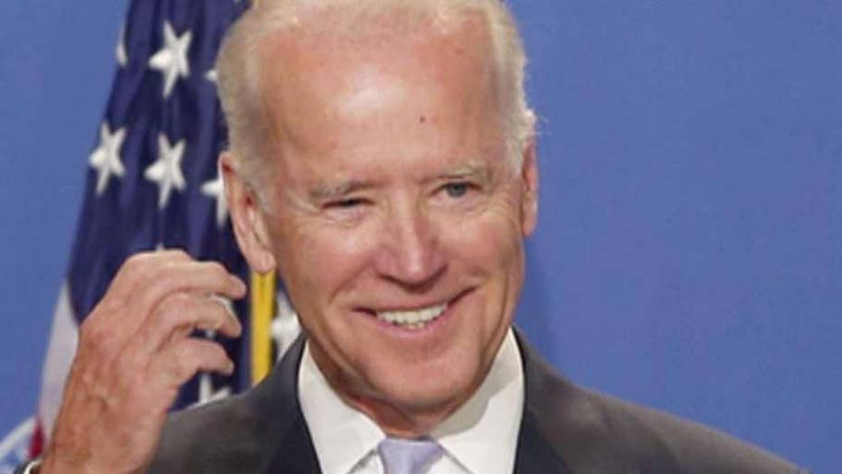 Will former Vice President Biden maintain his frontrunner status among 2020 hopefuls?