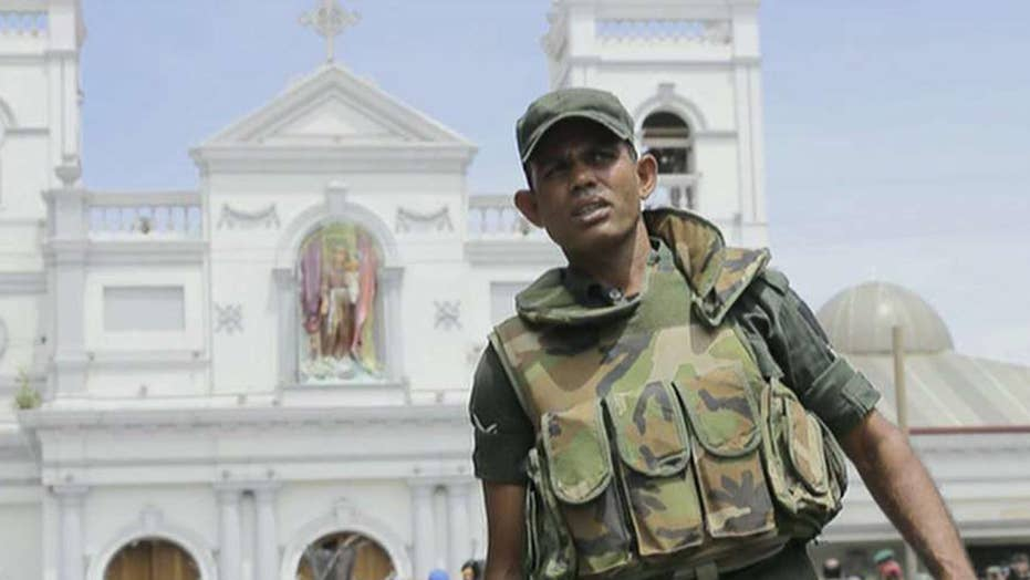 Nearly 300 killed in Sri Lanka bombings